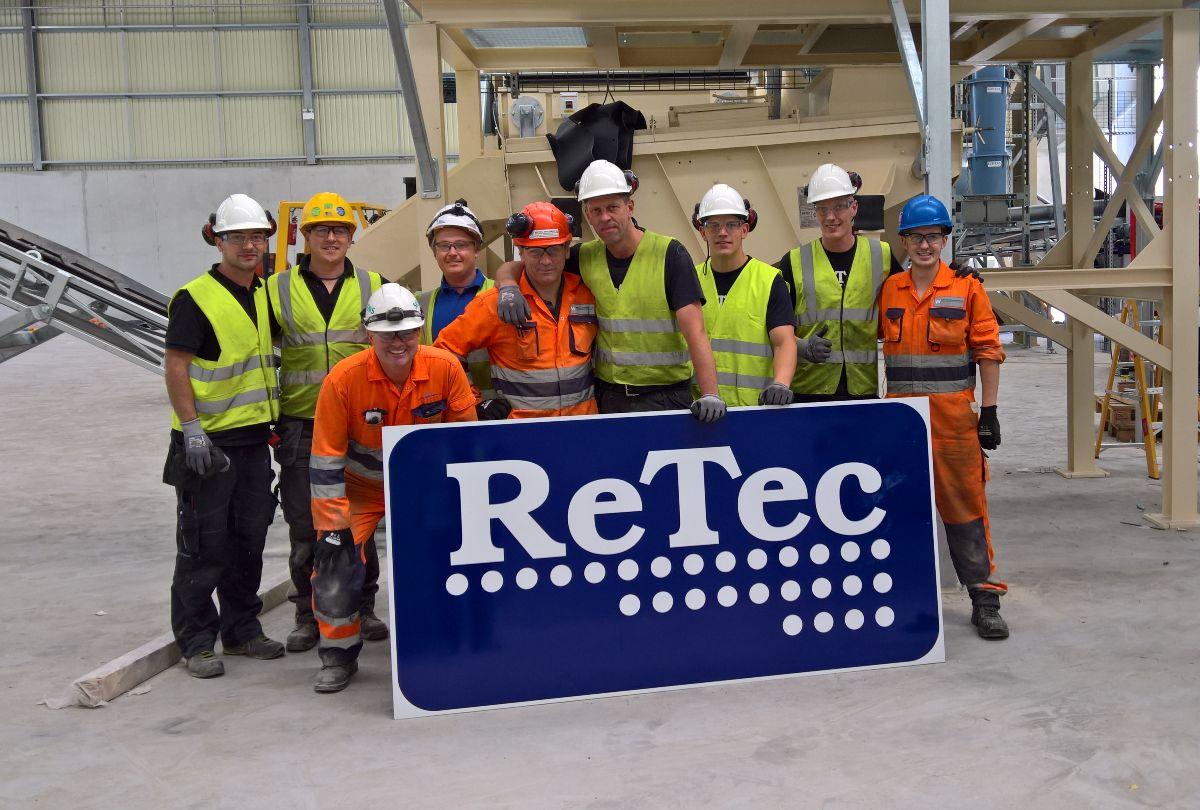 Velkommen til ReTec